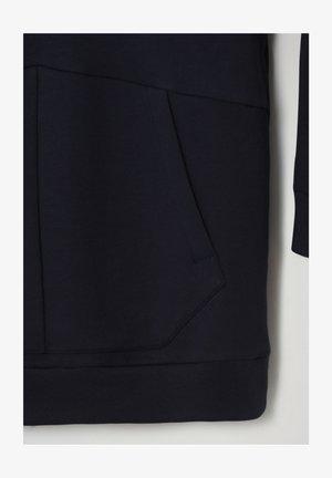 B-OODI - Jersey con capucha - blu marine