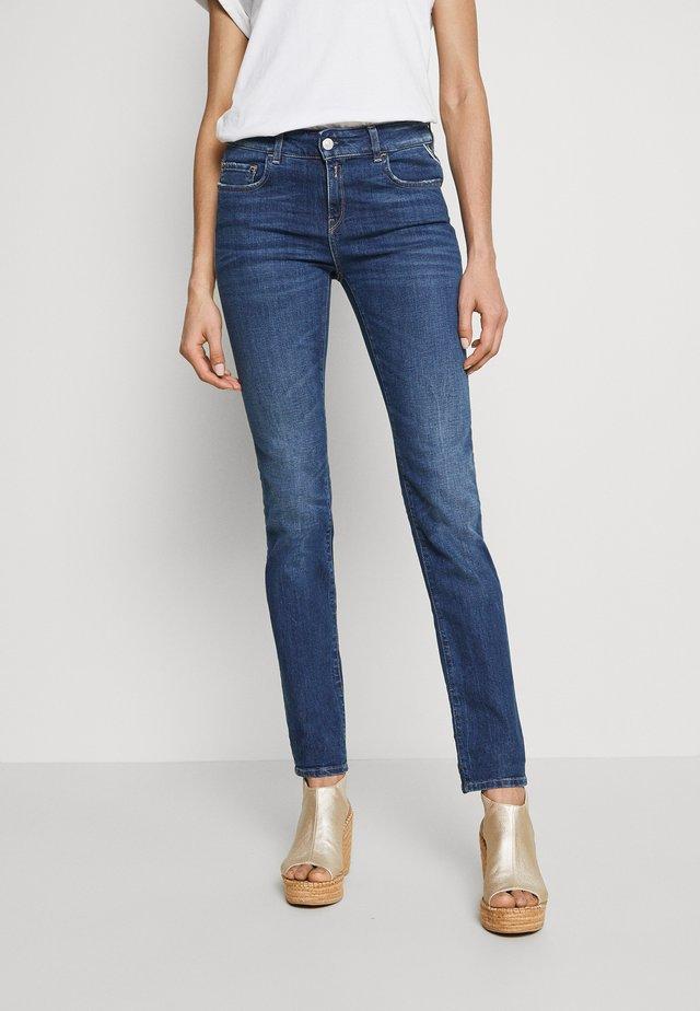 FAABY PANTS - Jeans slim fit - medium blue