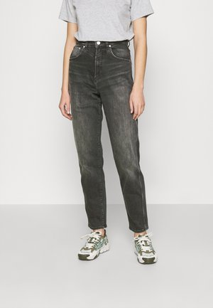 RACHEL - Relaxed fit jeans - black denim