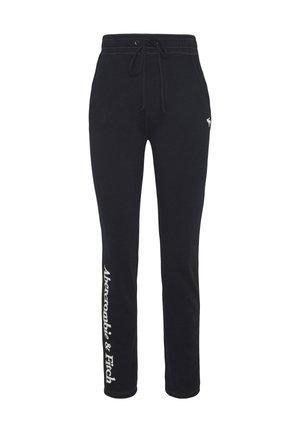 LOGO BANDED  - Pantaloni sportivi - navy