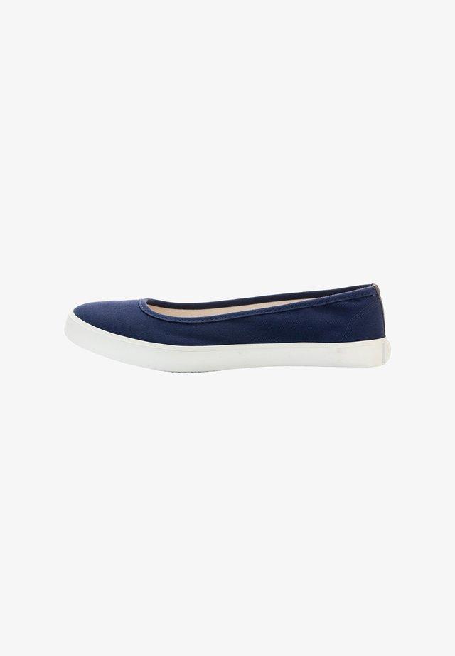 Ballerina's - blue