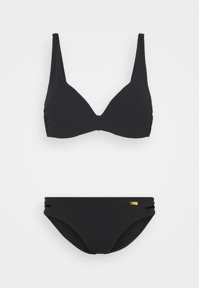BIKINI SET - Bikini - black