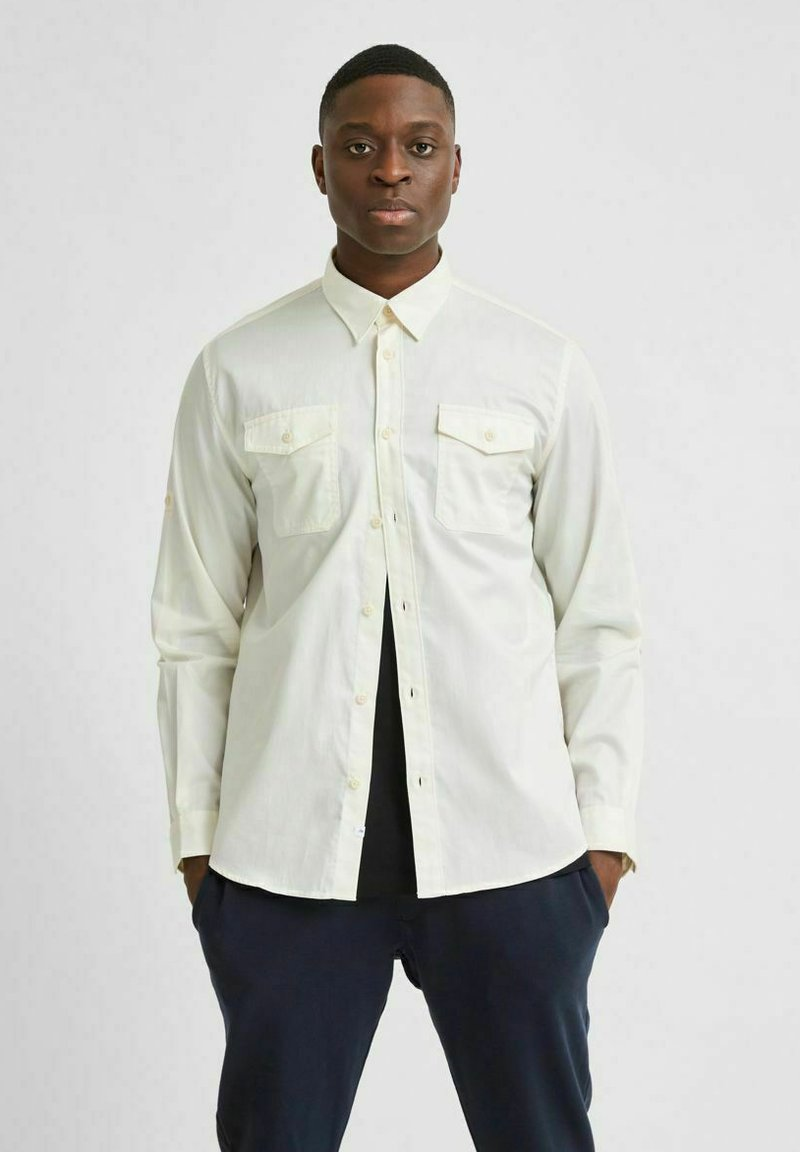 Selected Homme - Shirt - white