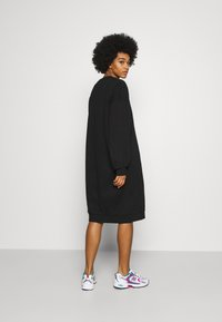 Weekday - PAYTON DRESS - Day dress - black - 2