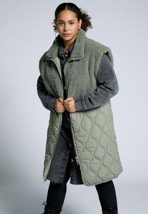 Waistcoat - vert naturel clair