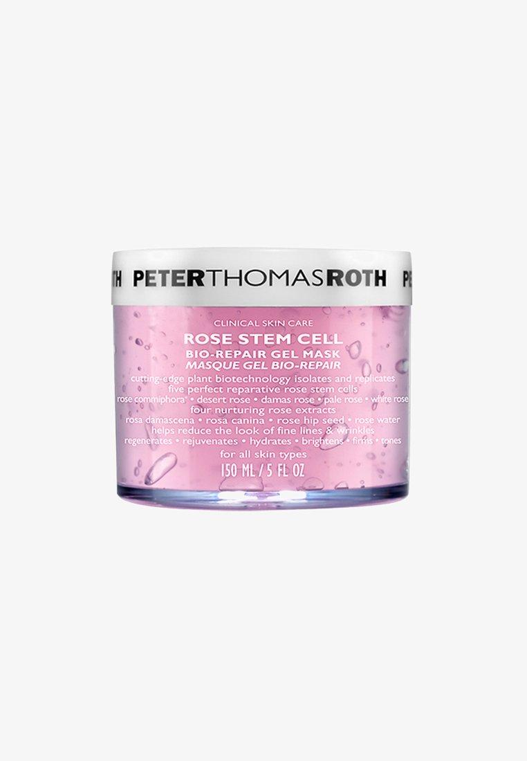 Peter Thomas Roth - ROSE STEM CELL: BIO REPAIR GEL MASK - Face mask - -