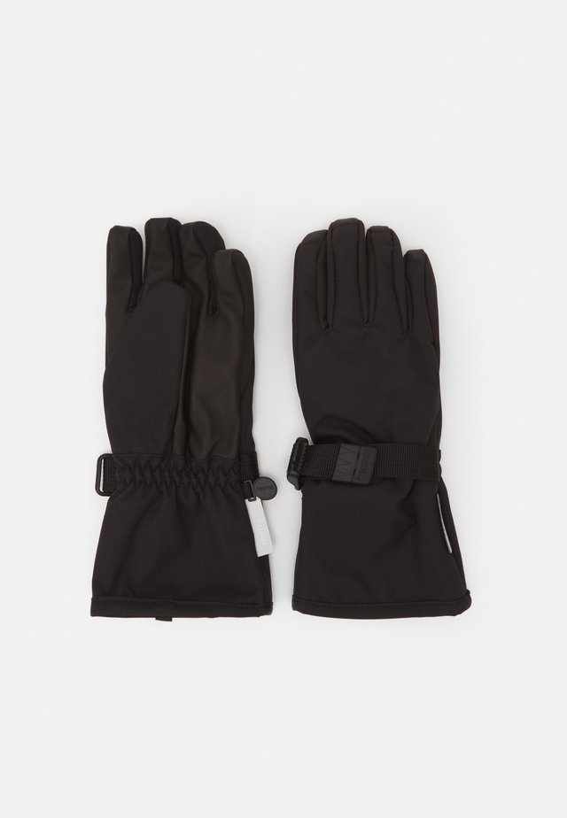 GLOVES PIVO - Fingervantar - black