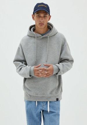 BASIC  - Hoodie - light grey
