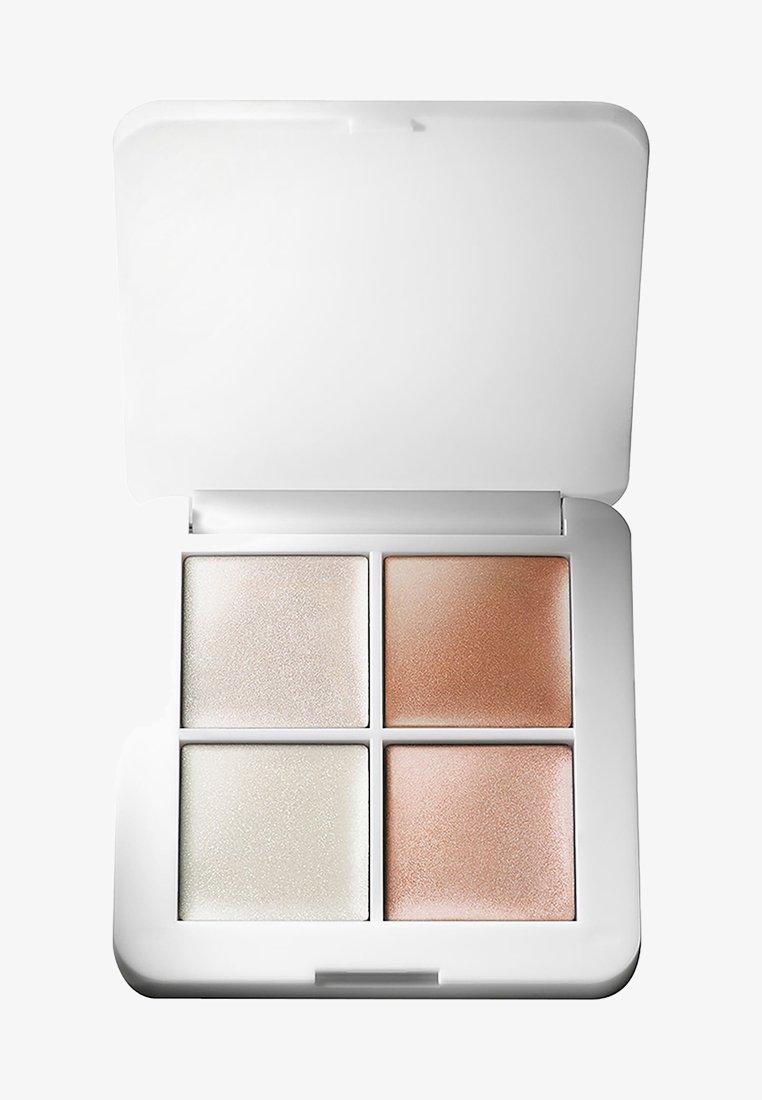 RMS Beauty - LUMINIZER X QUAD - Face palette - -
