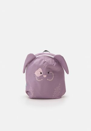 TINY BACKPACK ABOUT FRIENDS BUNNY UNISEX - Batoh - purple