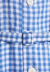Polo Ralph Lauren - GINGHAM - Shirt dress - medium blue - 2