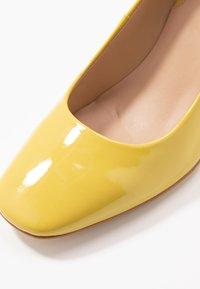 Guess - BLENDA - High heels - yellow - 2