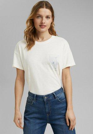 Print T-shirt - new off white