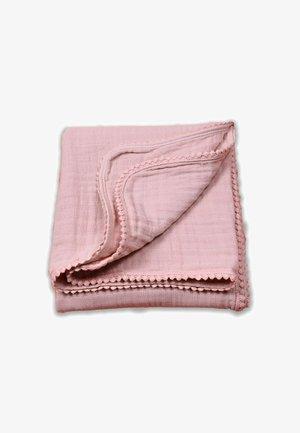 Baby blanket - light pink