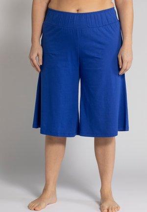 2ER PACK  - Shorts - dunkles azurblau