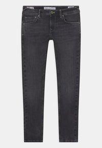 Pepe Jeans - FINLY - Jeans Skinny Fit - black denim - 0