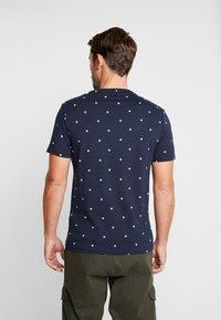Pier One - T-shirt con stampa - dark blue - 2
