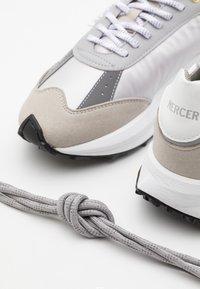 Mercer Amsterdam - RACER - Trainers - white - 5