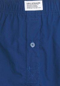 Levi's® - MEN CHECK 2 PACK - Boxer shorts - blue - 5
