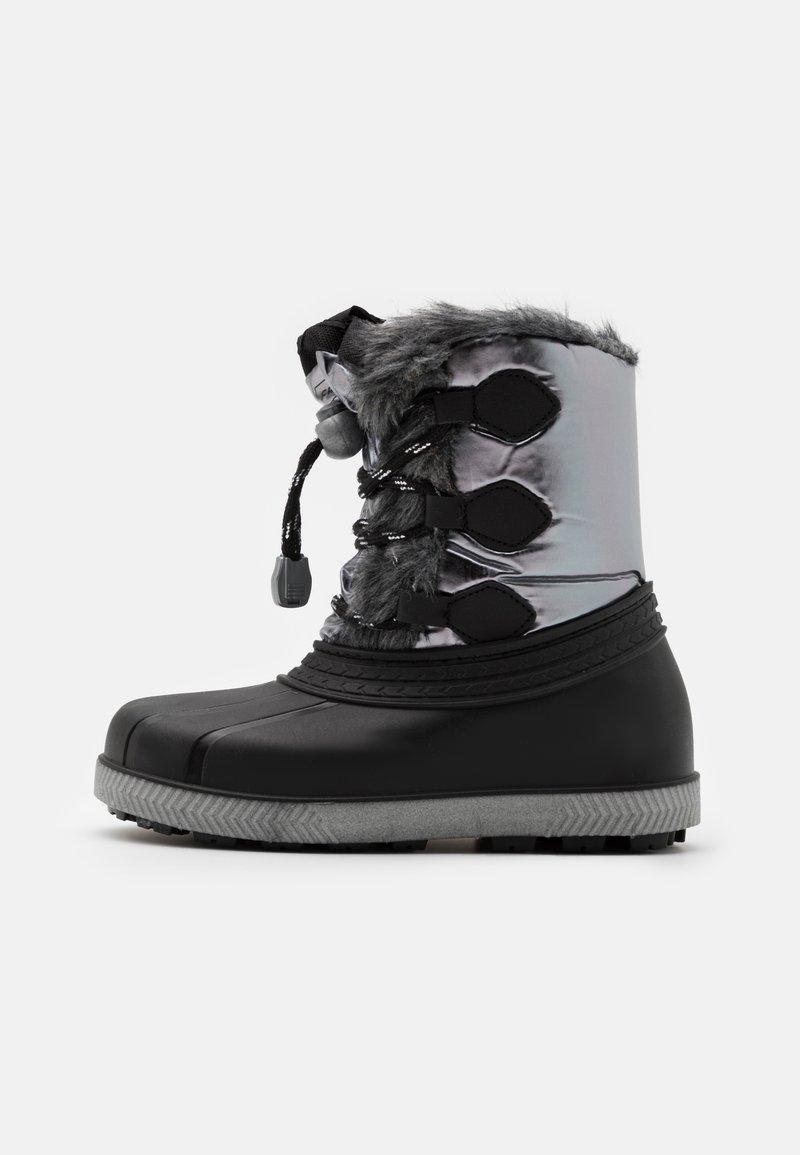 Friboo - Snowboot/Winterstiefel - silver