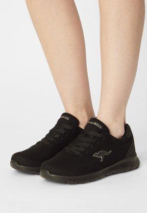 KN-BRAGA - Sneakers laag - jet black
