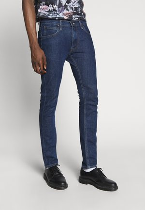 LUKE - Slim fit jeans - dark stonewash