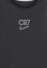 Nike Performance - CR7 DRY - Print T-shirt - anthracite/black/iridescent - 2