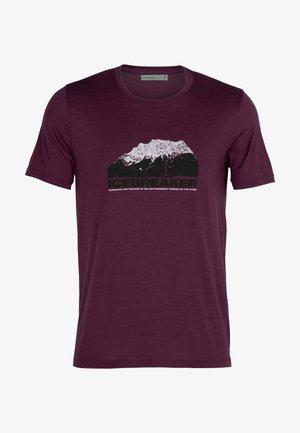 T-shirt print - brazilwood