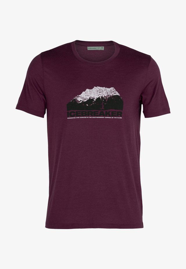T-shirt print - brazilwood