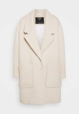 CAPPOTTO COAT - Cappotto classico - white stone