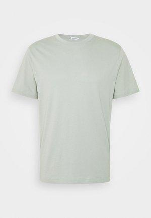 SINGLE CLASSIC TEE - Basic T-shirt - green fog