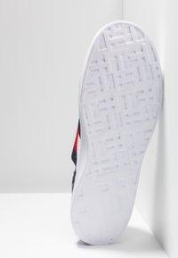 Tommy Hilfiger - LIGHTWEIGHT FLAG - Sneakers - blue - 4