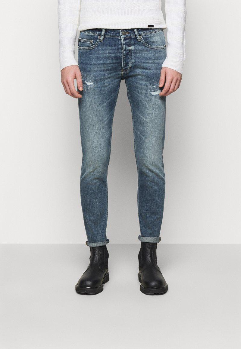 The Kooples - Jean slim - vintage blue