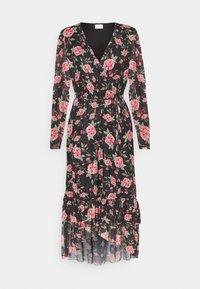 Vila - VIKAMAS DRESS - Denní šaty - black - 5