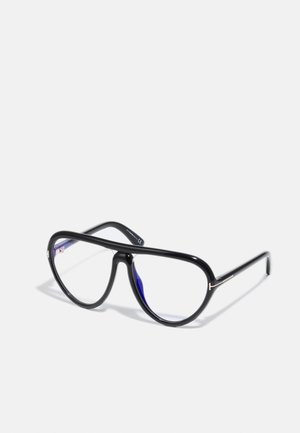 UNISEX BLUE LIGHT GLASSES - Andre accessories - shiny black