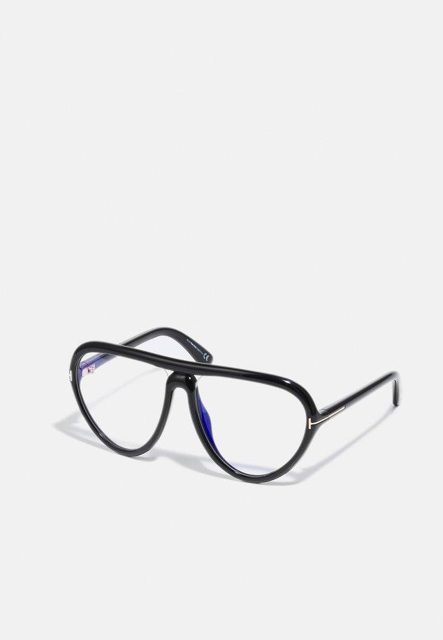 UNISEX BLUE LIGHT GLASSES - Muut asusteet - shiny black
