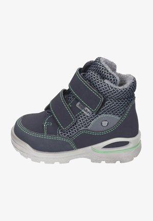 Winter boots - see/graphit/neongrün