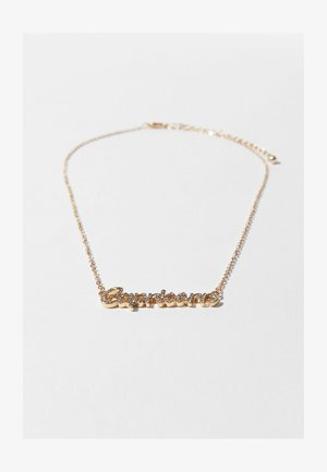 ZODIAC CAPRICORN - Necklace - gold coloured