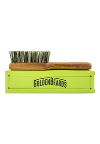 Golden Beards - VEGAN BEARD BRUSH - Børste - - - 1