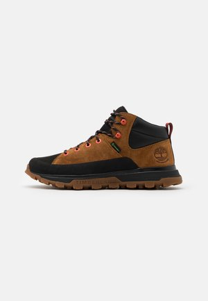 TREELINE MID WP - Sneakersy wysokie - mid brown