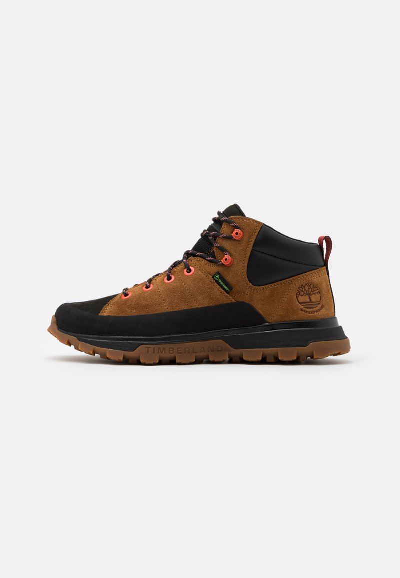 Timberland - TREELINE MID WP - High-top trainers - mid brown