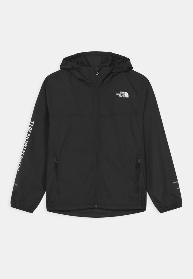 REACTOR UNISEX - Windbreaker - black