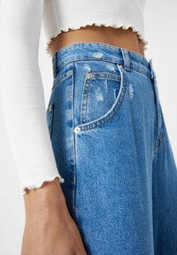 PULL&BEAR - Jeans a sigaretta - blue - 6