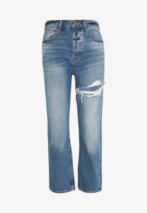 90'S BOYFRIEND - Relaxed fit jeans - medium destroy