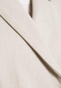 CLOSED - TINA - Classic coat - shiitake - 4