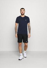 Nike Performance - Korte broeken - black/white - 1