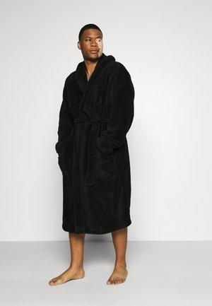 Badekåber - black