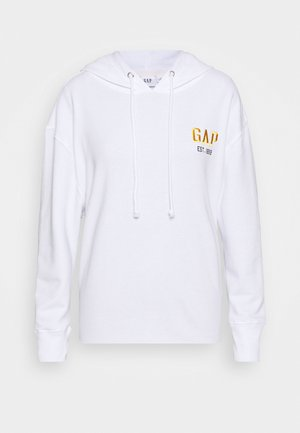 CHEST HIT - Hoodie - white