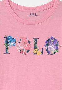 Polo Ralph Lauren - GRAPHIC - Print T-shirt - carmel pink - 2