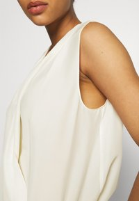 Pinko - INES HABUTAY SOFT TOUCH - Blouse - offwhite - 4